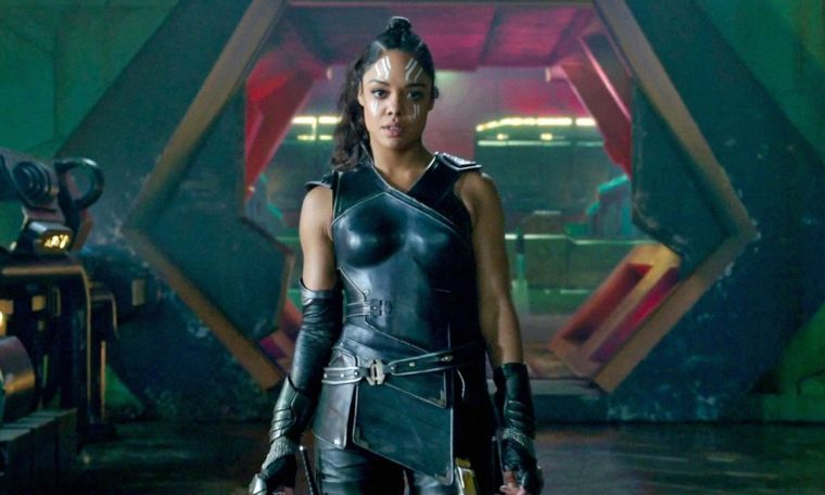 "Tessa Thompson confirmed that she was going to Australia for the filming of ""Thor: Love and Thunder""."