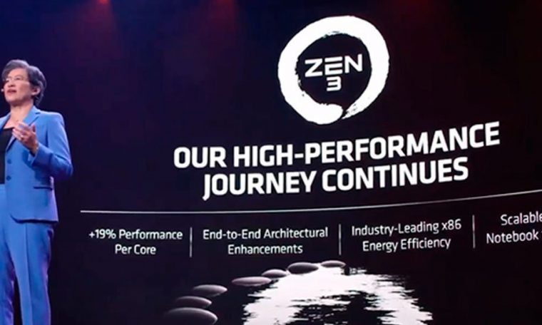 Lisa Su talks about RDNA 3 and Zen 4, promising highly competitive products