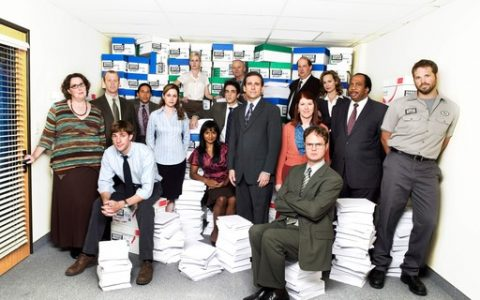 'The Office' was the most watched series of serials in 2020 - GQ