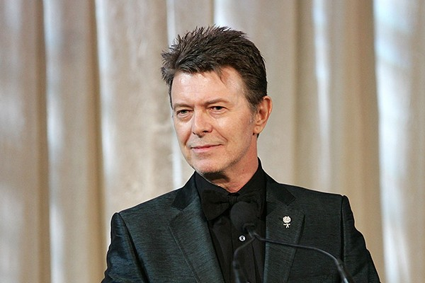 David Bowie (Photo: Getty Images)