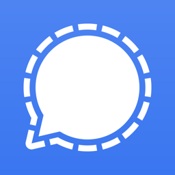 Signal App Icon - Private Messenger