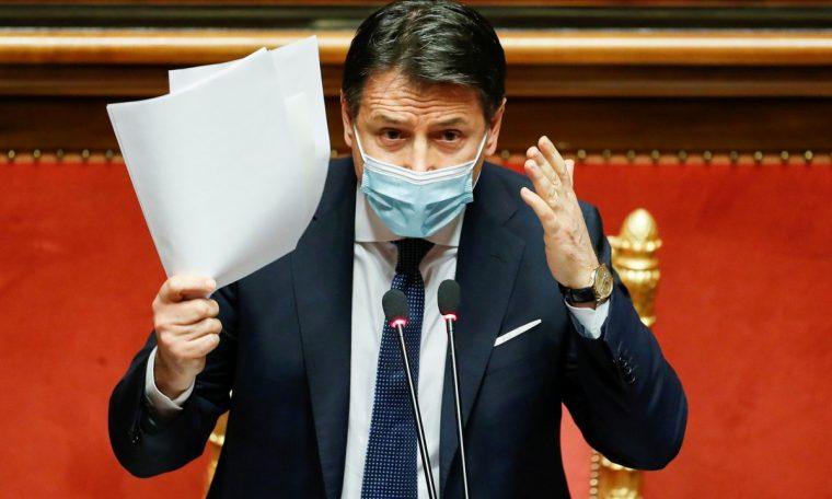 Italian Prime Minister resigns |  world