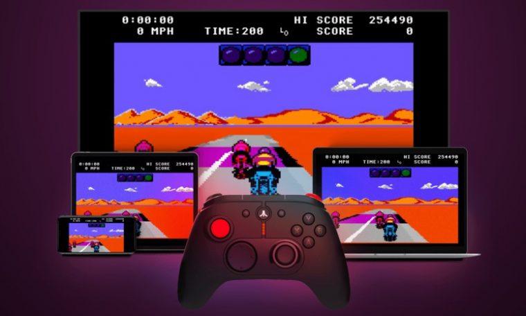 New game streaming platform for fans of Plex arcade retro classics