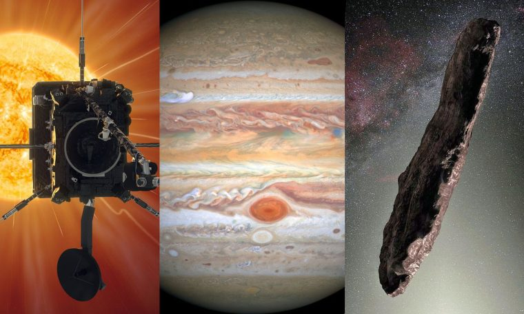The sky (no) is the limit.  See Venus, Earth and Mars;  Mystery on Jupiter and more!
