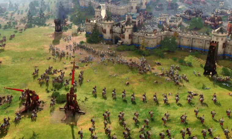 Age of Empires 4: Dev says he is making 'big progress'