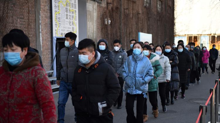 Beijing begins mass campaign