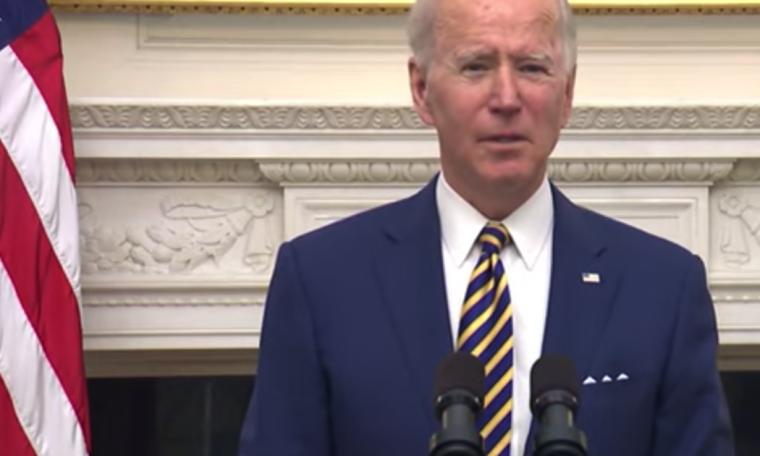 Biden pressures Congress to approve new economic package