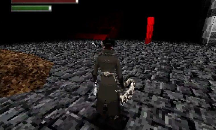 Imagem de: Bloodborne: conheça o surpreendente demake jogável para PS1