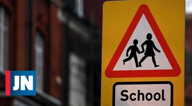 Britain closed schools and took cancell exams until at least February