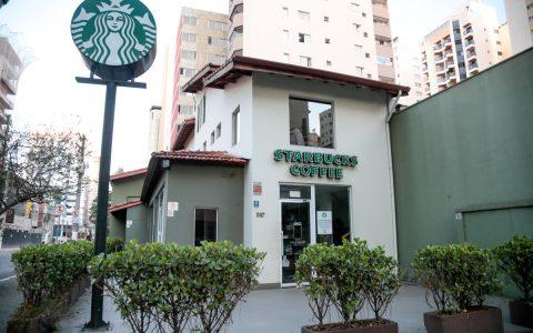 Business: Starbucks profit falls 29.7% in first quarter of 2021