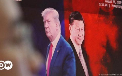 China bans members of Trump administration    International News and Analysis    DW
