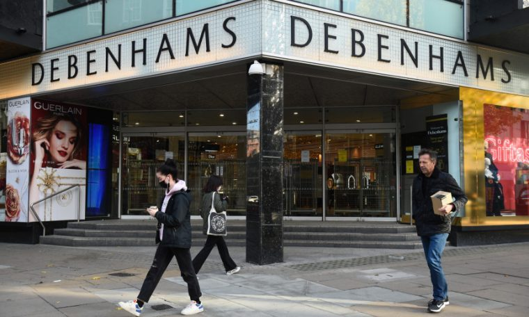 """Debenhams"" in Latvia - will continue its operations in Latvia"