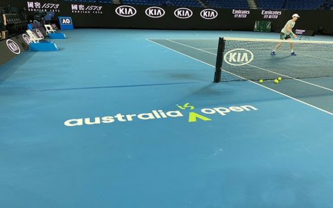 Despite complaints from tennis players, Australian Open director confirmed the incident
