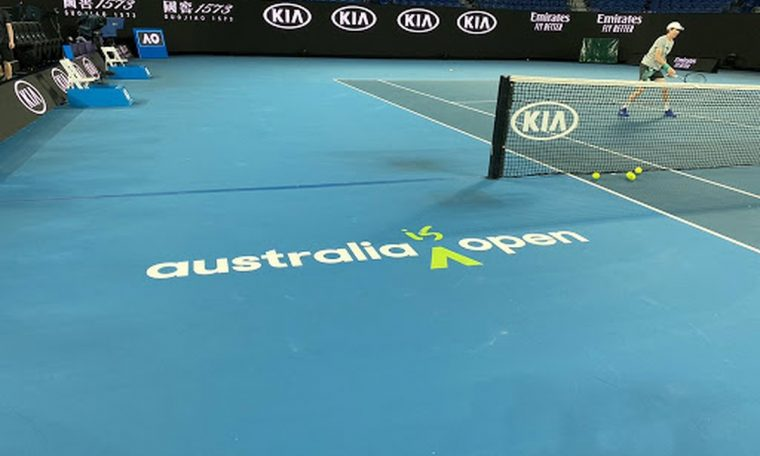 Despite complaints from tennis players, Australian Open director confirmed the incident