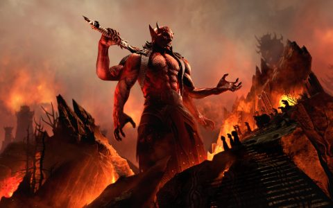 Elder Scrolls Online announced Blackwood with a release date and a comeback with NPC