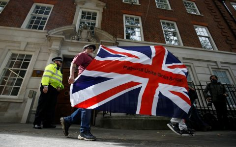 Europe and United Kingdom Reach-Brexit Trade Agreement |  Economy