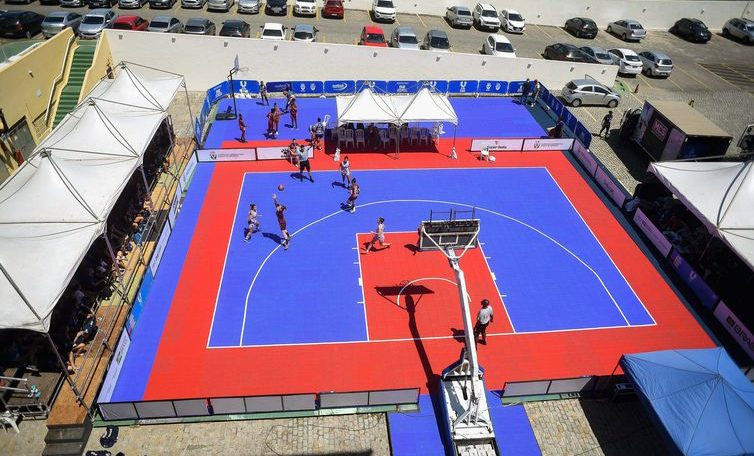 Fiba announced that Belgium would host the 3x3 Basketball World Cup in 2022
