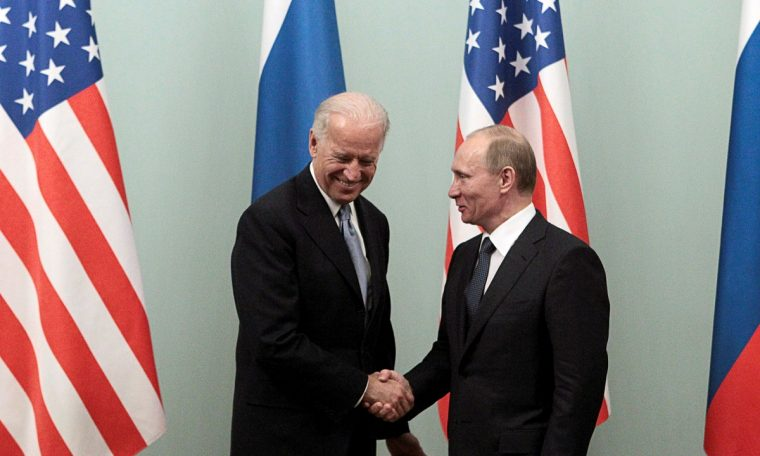 In a phone call, Biden and Putin talk about an activist arrested in Russia and agree to expand nuclear deal with world