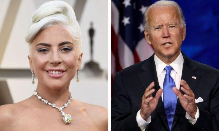 Lady Gaga cantará hino dos Estados Unidos na posse de Joe Biden; saiba mais