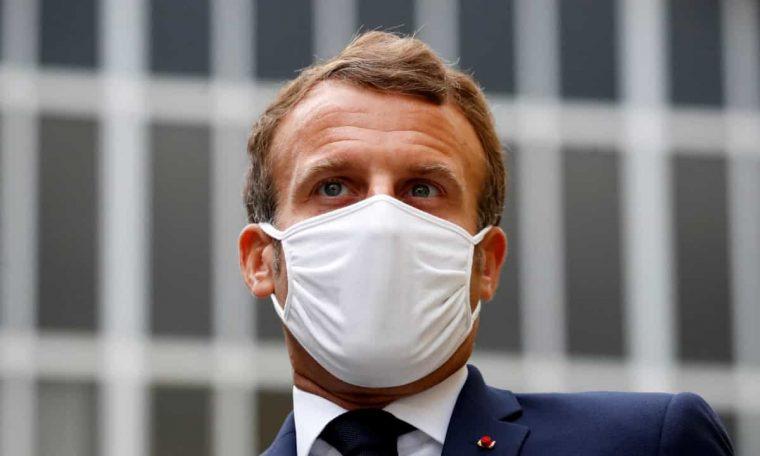 Macron calls UK to clarify its relationship with EU