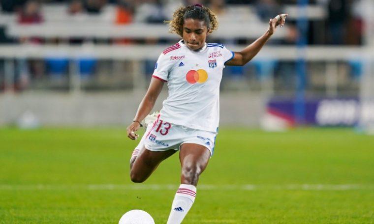 Atacante maranhense Catarina Macario é contratada pelo Lyon