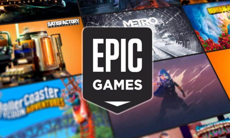 Imagem de: Epic Games Store entregou 749 milhões de cópias de jogos grátis