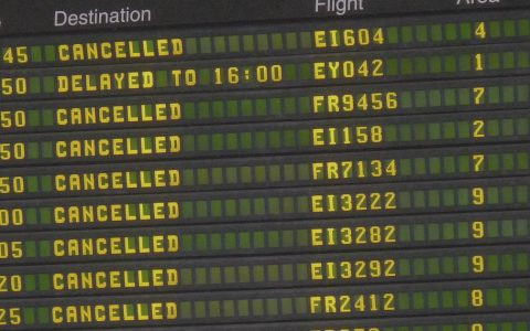The government announced flights to the United Kingdom from Saturday