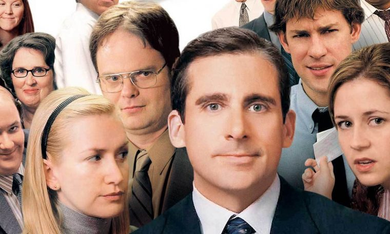 The office was the series with the most currents of 2020 in the United States