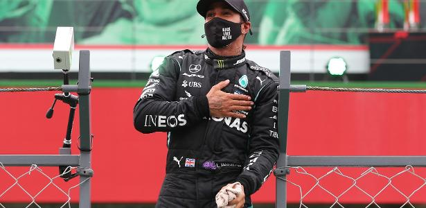 There is only one uncertainty for the 2021 grid in F1: Lewis Hamilton's contract - 01/07/2021