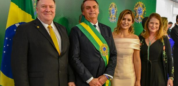 Trump praises Secretary Bolsonaro and US-Brazil relations: 'On the rise' - 01/04/2021