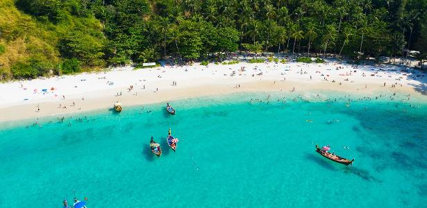 Luxury island of Thailand plans to get tourists without quarantine - 02/03/2021