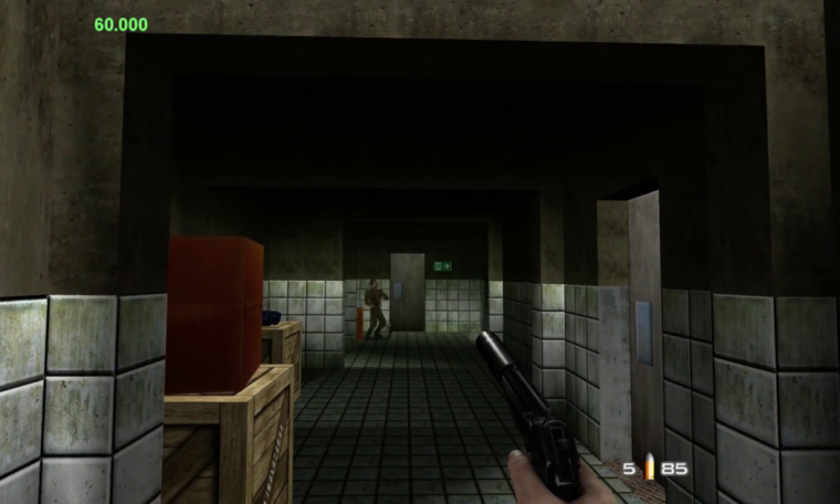 The GoldenEye remaster has been canceled with some bugs disappearing
