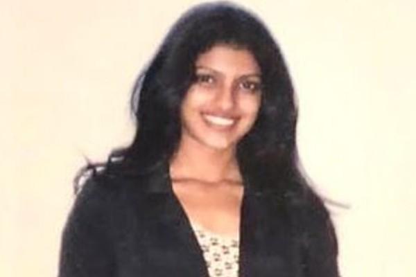Actress Priyanka Chopra in her teens (Photo: playback / instagram)