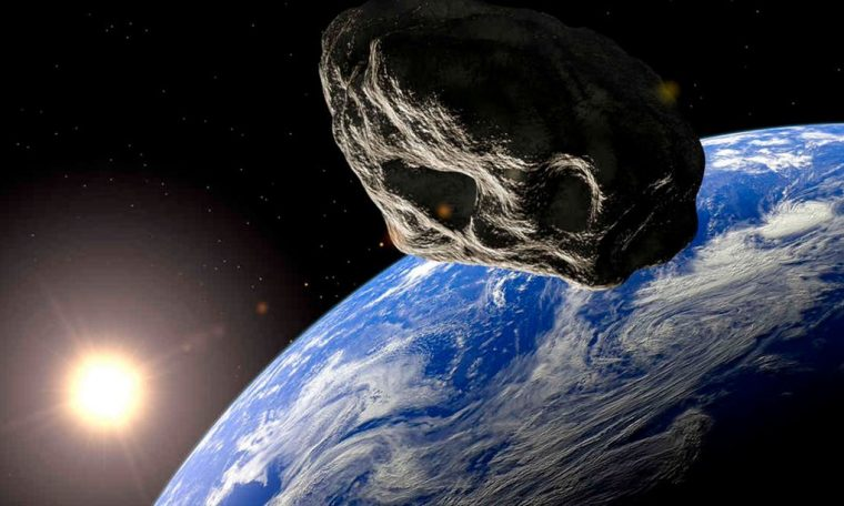 NASA warned that in the coming days a series of asteroids will go to Earth
