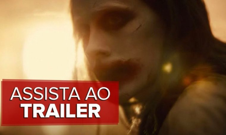Justice League 'Snyder Cut' got the new trailer with Jared Leto as the Joker;  Watch |  movie theater