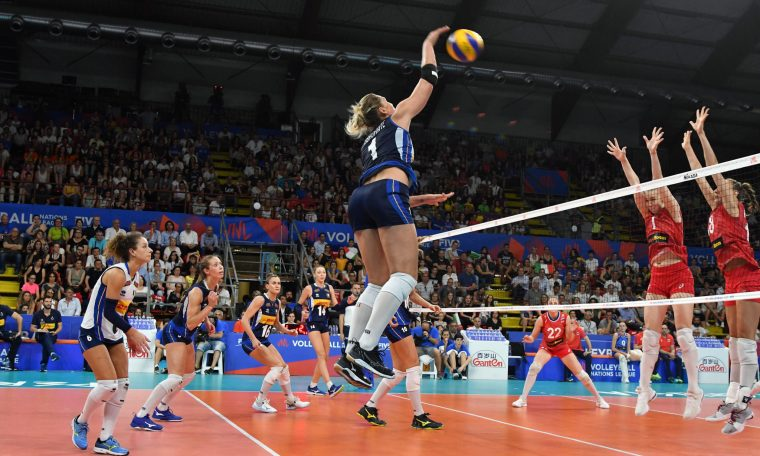 FIVB Launches $ 300 Million Volleyball Worldwide Partnership to Promote Global Growth