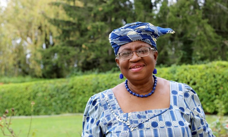 Nigerian Okonzo-Iweala as first woman in command of WTO, will be made official on Monday