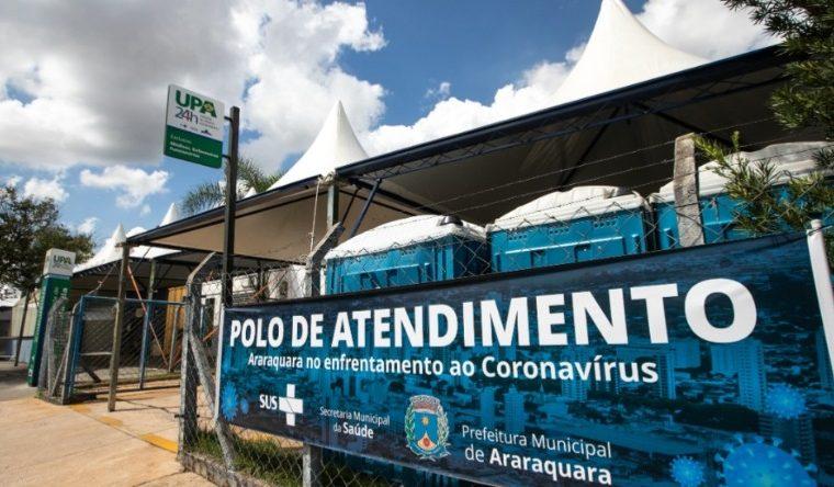 Araraquara controls Britain's stress circulation - daily