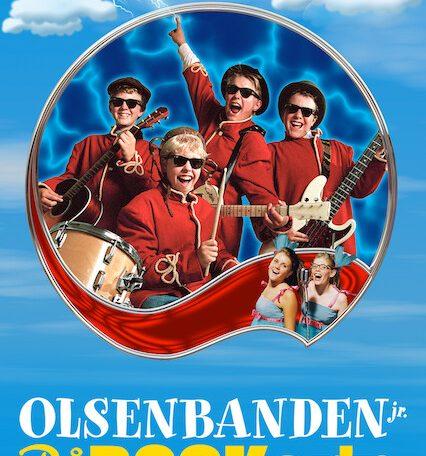 """Olsenden Jr. P. Rocker'n"" (aka ""The Junior Olsen Gang Rocks It"") is on Netflix in the UK?  Where to watch movie"
