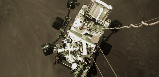 Stunning Photos Firmly Sending From Mars