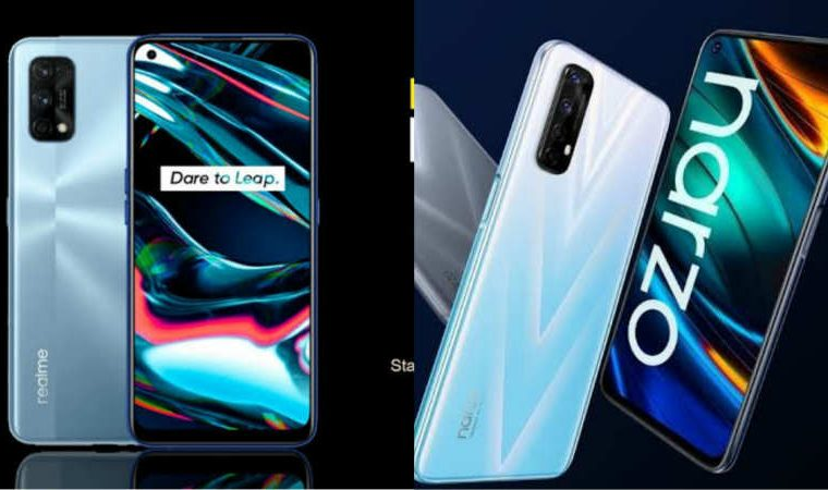 All the features of Realme Narzo 30 Pro 5G and Narzo 30A were leaked before the launch.