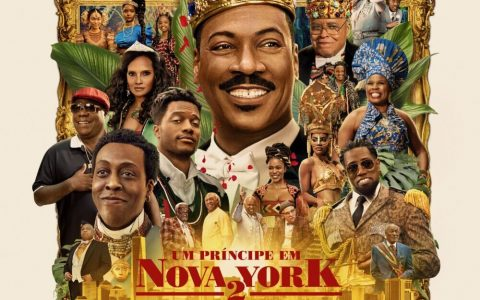 'A Prince in New York' opens doors for films like ther Black Panther, reveals Eddie Murphy
