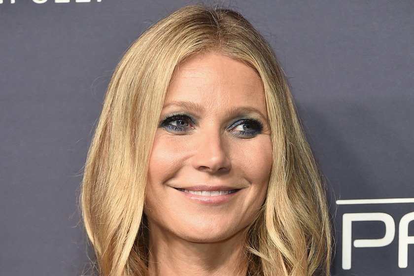 At the Gwyneth Paltrow Event