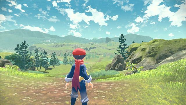 Pokémon Legends Arceus should have an open world similar to Zelda's.