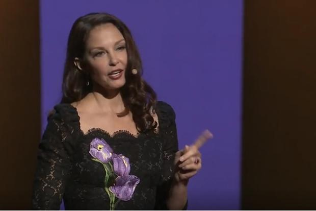 Actress Ashley Judd almost lost her leg in Congo forest accident