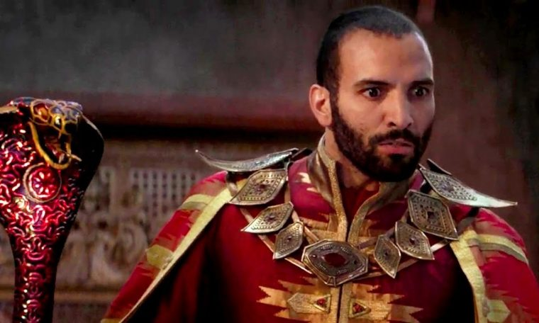 Aladdin joins the cast of actor and The Old Guard Black Adam