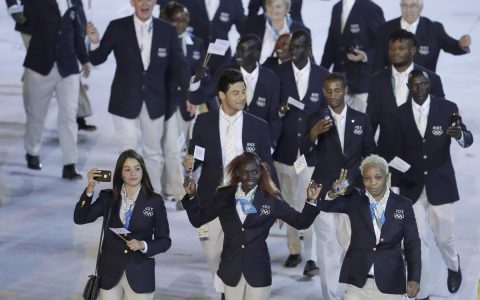 Announced in June, the refugee team is expected to grow 450% at the Tokyo Games.  The olympics