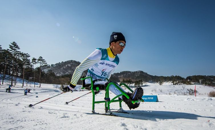 Brazil joins top 3 in the world in Paralympic cross-country skiing