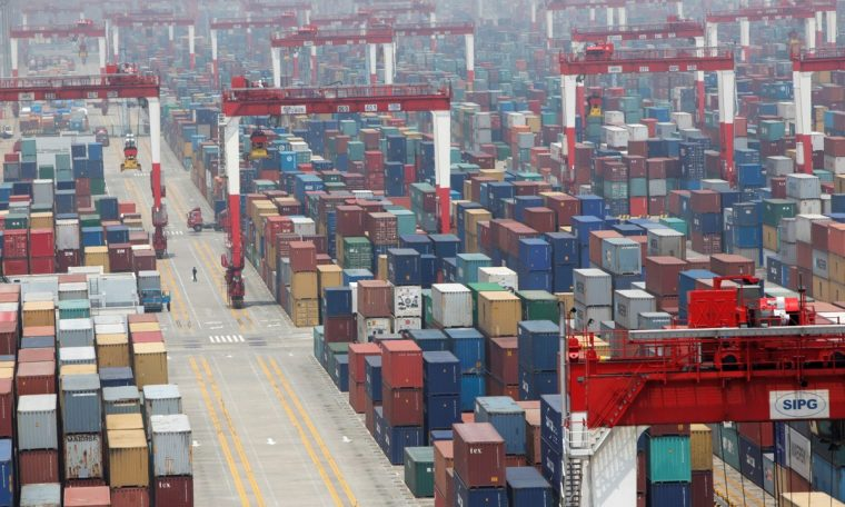 China overtakes the US and becomes the EU's largest trading partner economy