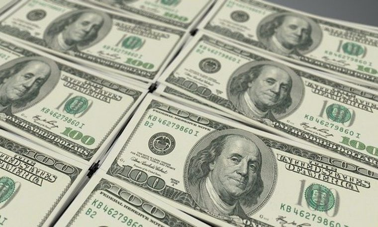 Dollar falls in a day without risk seeking and markets in US finance